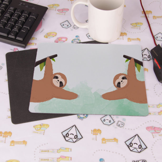 Custom Photo Mouse Pads Table Mats Personalized Mousedpads