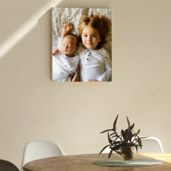 Custom Photo Canvas Print Framed Painting Personalized Home Decor Wall Decor