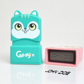 Best Clothing Name Stamp Personalized Kids Name Stamp