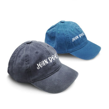Custom Baseball Hat Custom Embroidered Hats with Text