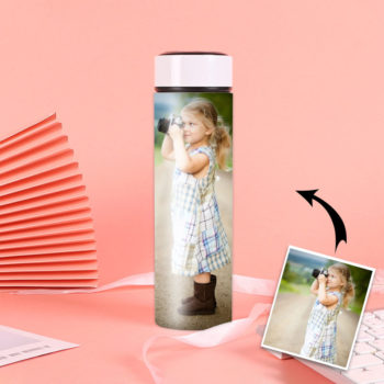 Custom Thermal Water Bottle 500ml Personalized Insulated Bottle