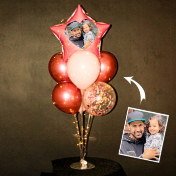 Custom Balloons with Picture Balloon Decoration with Photos